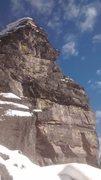 Rock Climbing Photo: geezer area