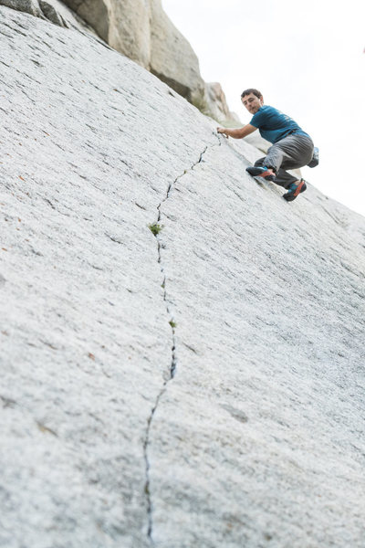 Rock Climbing Photo: photo by Jon Glassberg