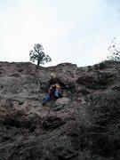 Rock Climbing Photo: Babooby