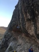 Rock Climbing Photo: mrcrimpy on Old World Lullaby at Black n Tan