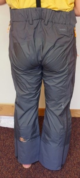 Back view of Storen Lady Pant