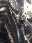 Rock Climbing Photo: Iron Horse C2