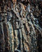 Rock Climbing Photo: Paul Knill on Feel the Bern.  PC: Julien Havac