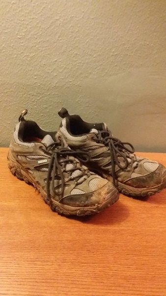 Merrell Hiking Shoes Size 10.5, $30
