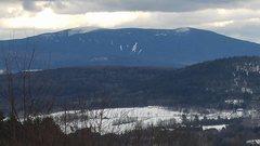 near the white mountains