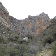 Rock Climbing Photo: The Grail.