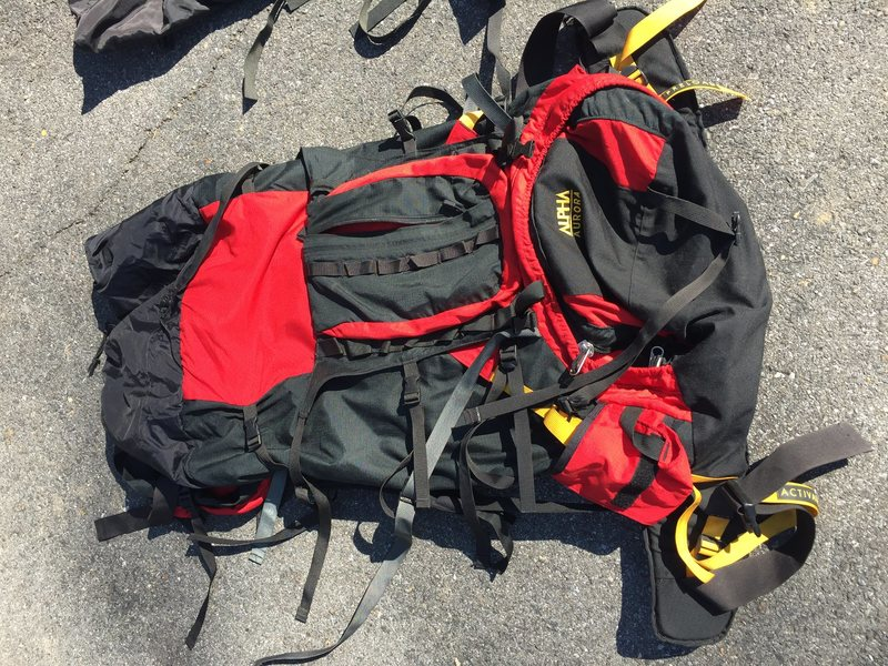 North Face Aurora Pack