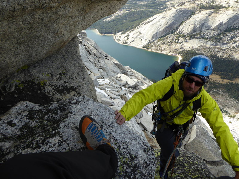 Rock Climbing Photo: yosemite 2015