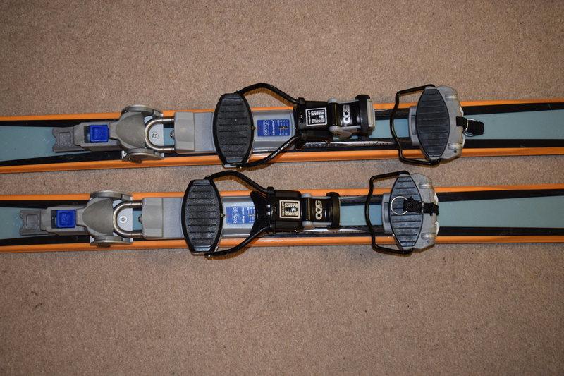Silvretta EasyGo 500 Binding