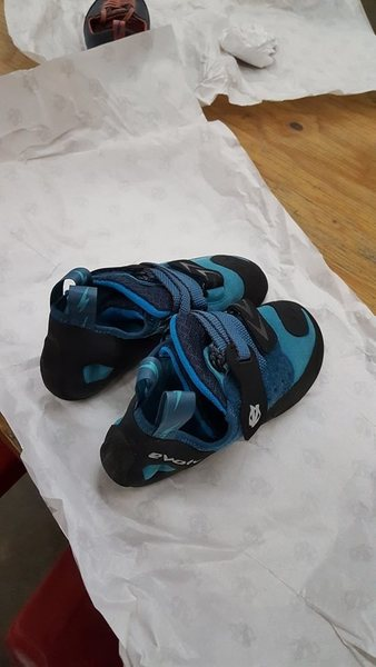 Evolv Kira Climbing Shoes