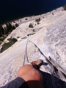 Rock Climbing Photo: S Crack, Tuolumne