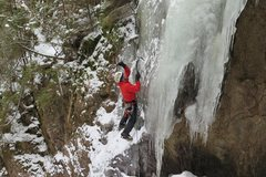 Rock Climbing Photo: Triton