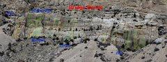 Rock Climbing Photo: Bridge Bands