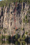 Rock Climbing Photo: Cap Chèche
