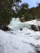 Rock Climbing Photo: Adirondacks