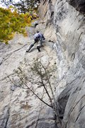 Rock Climbing Photo: Another route at Potash