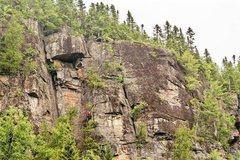 Rock Climbing Photo: Rescue Bulge