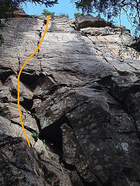 Rock Climbing Photo: Capteur de Rêves