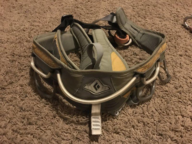 Be big gun harness