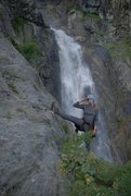 Rock Climbing Photo: Mazeri, Uzhba