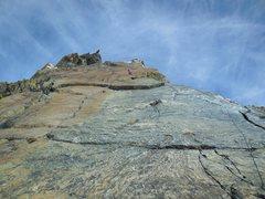 Rock Climbing Photo: Crazy cool rock