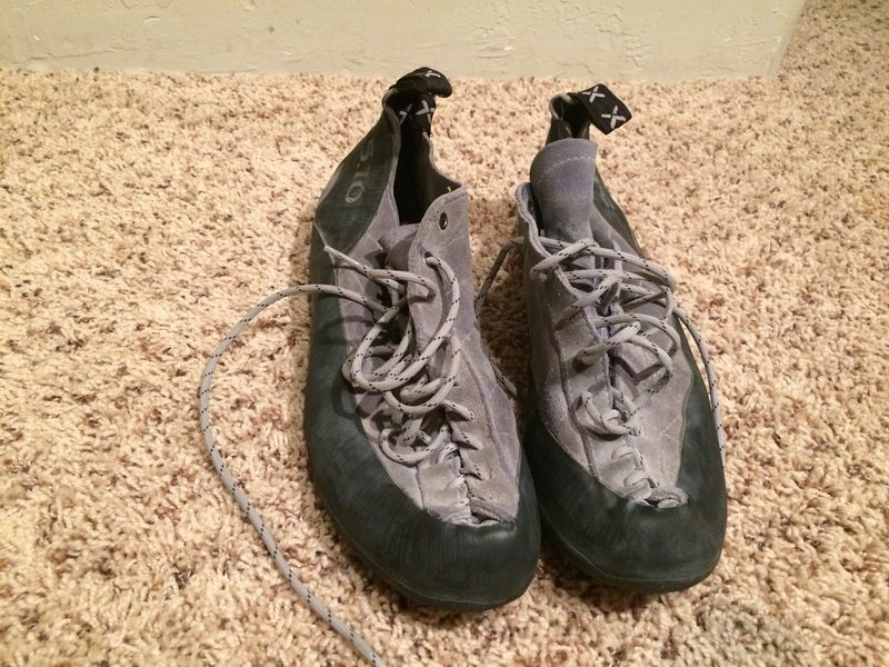 Five ten rock shoes