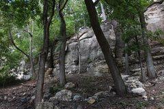 Rock Climbing Photo: Pere Marquette State Park