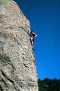 Rock Climbing Photo: Back in 1986...