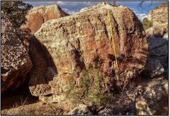 Rock Climbing Photo: Replicant.
