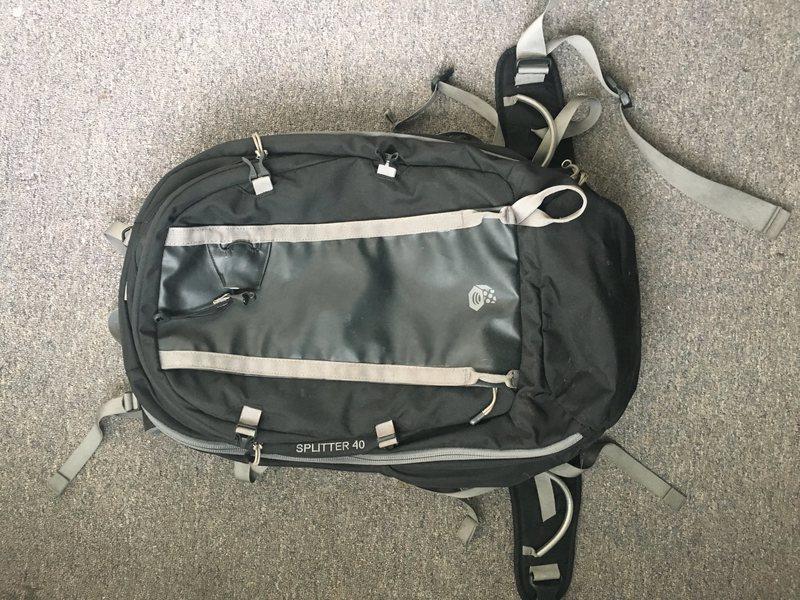 Splitter 40 Backpack