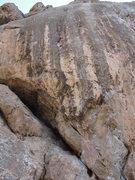 Rock Climbing Photo: High Flames Drifter- 12c