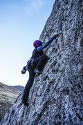 Rock Climbing Photo: Gigi climbs Beauty Pageant.