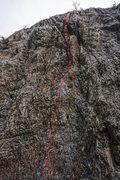 Rock Climbing Photo: Water Witch.