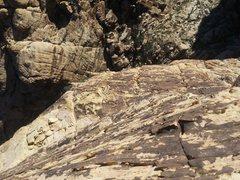 Rock Climbing Photo: Epinephrine