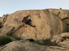 Rock Climbing Photo: Rabbit Proof Fence