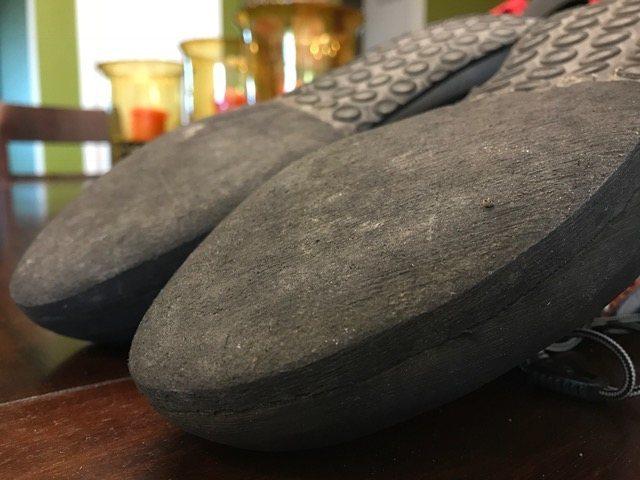 Rock Climbing Photo: Shoe2