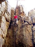 Rock Climbing Photo: BSR17
