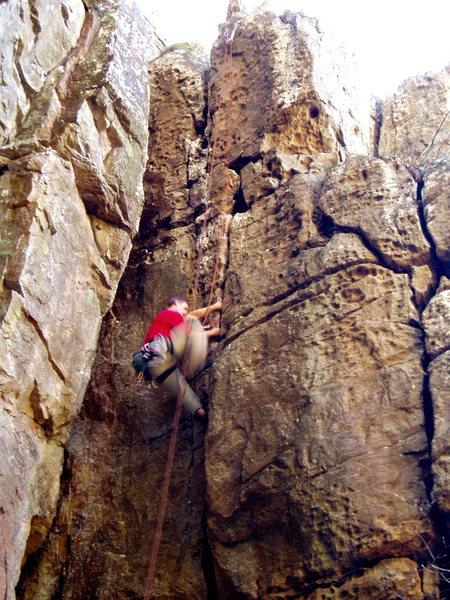 Rock Climbing Photo: BSR16