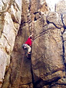 Rock Climbing Photo: BSR15