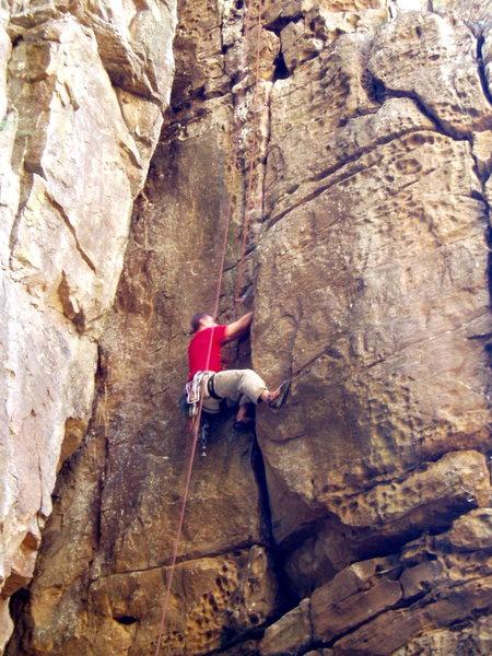 Rock Climbing Photo: BSR13