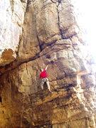 Rock Climbing Photo: BSR08