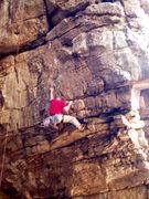 Rock Climbing Photo: BSR07