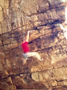 Rock Climbing Photo: BSR04