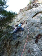 Rock Climbing Photo: Power of Persuasion