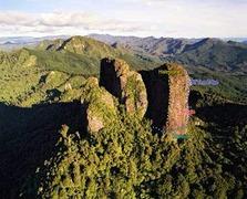 Rock Climbing Photo: Lost Buddah Wall
