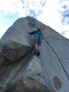 Rock Climbing Photo: Adam sends