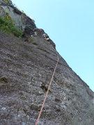 Rock Climbing Photo: No fly zone