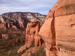 Rock Climbing Photo: The Pink Wiggler