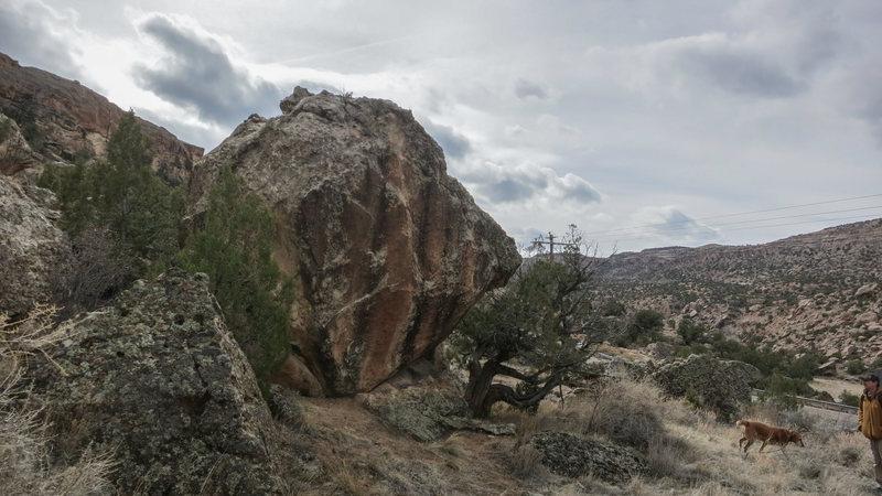 Trappist Boulder.