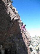 Rock Climbing Photo: Social Anxiety